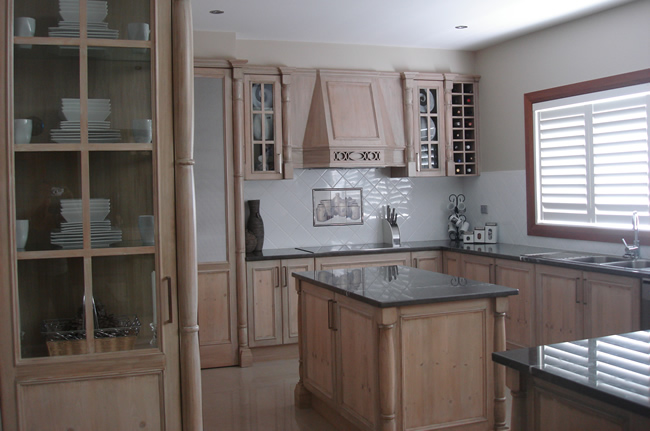Solid Timber Kitchens