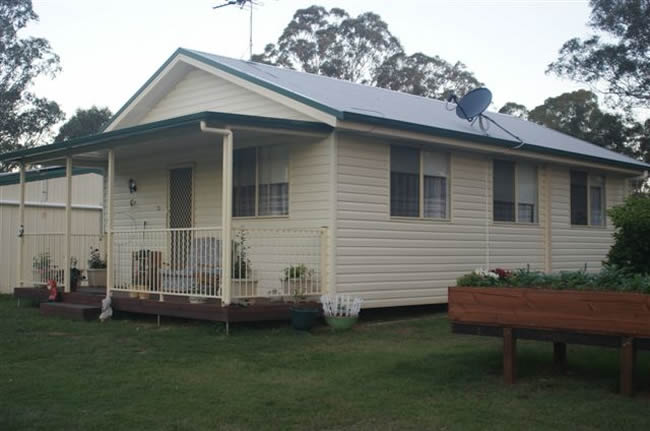 Granny Flat Completed